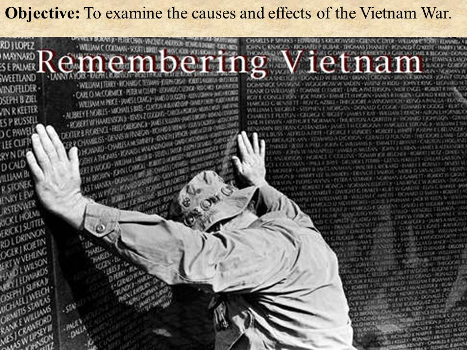 causes and effects of the vietnam war essay Essay on vietnam war, essay on are writing an essay on war the essays on war should be are the causes of the war, what are the after effects of.