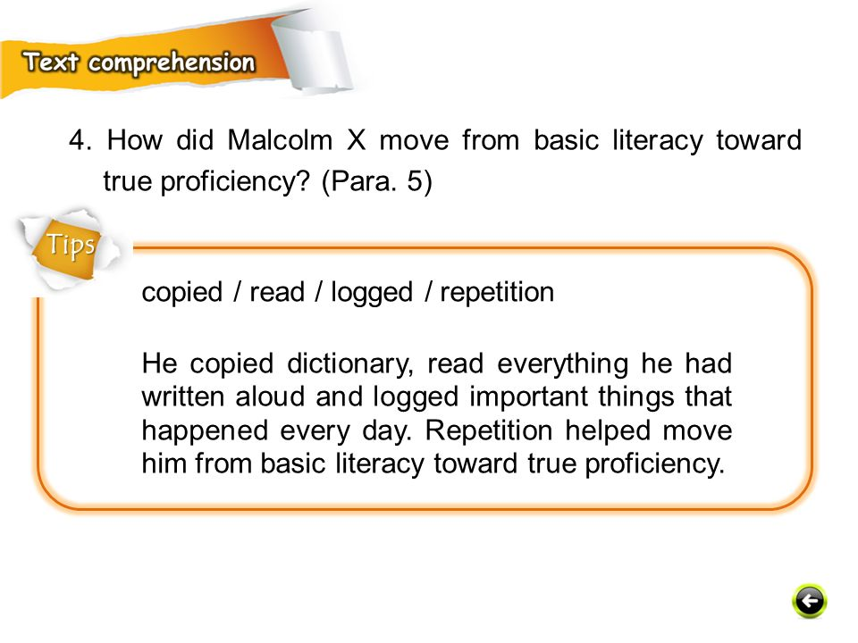 He copied dictionary, read everything he had written aloud and logged important things that happened every day.