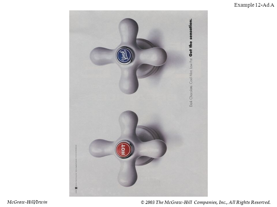 McGraw-Hill/Irwin © 2003 The McGraw-Hill Companies, Inc., All Rights Reserved. Example 12-Ad A