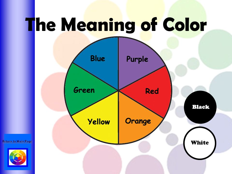 The Color Wheel An Introduction To Resource List