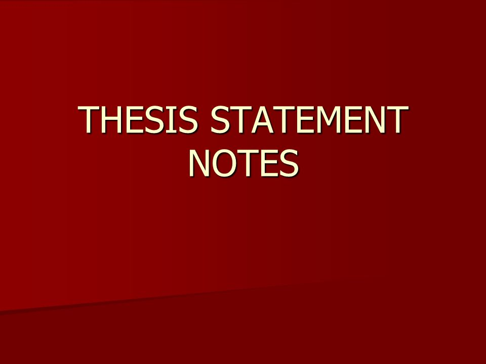 master thesis footnotes