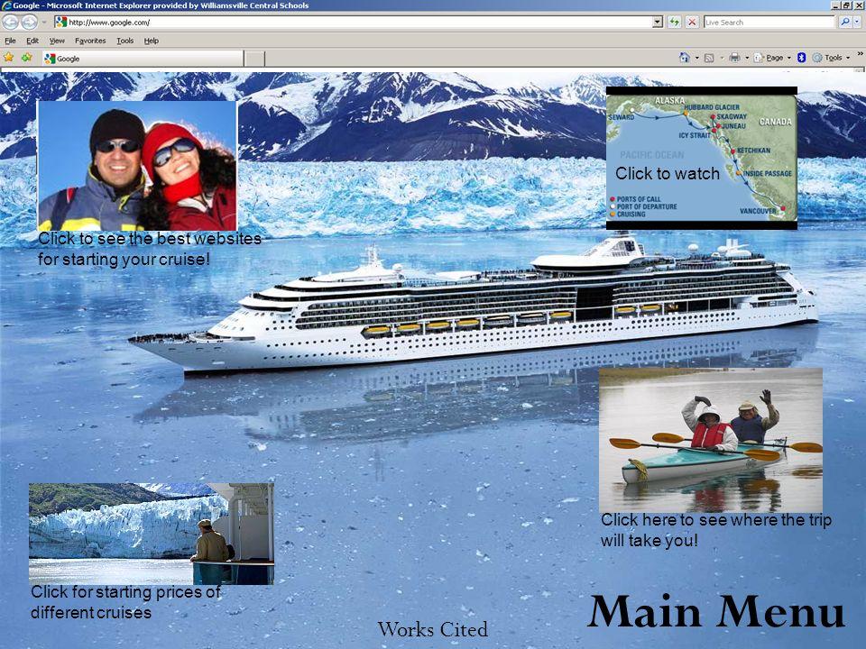Click Start Programs Internet Explorer Click Search Ppt Download - Cruise ship internet