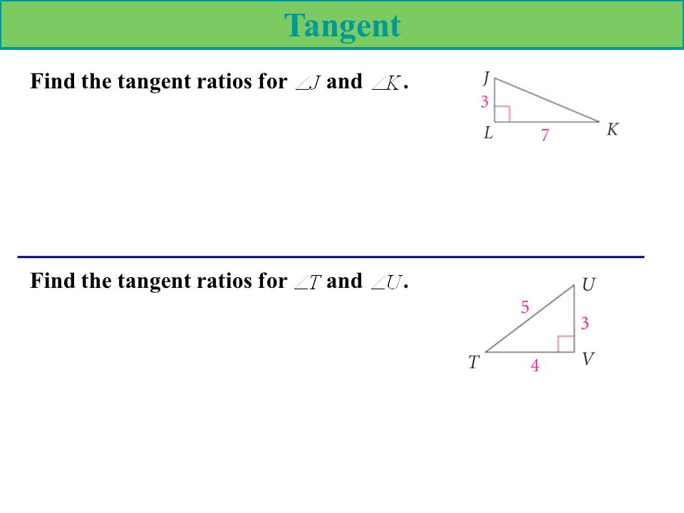 Wanna play a game 8384 Tangent Sine and Cosine Ratios – Tangent Ratio Worksheet