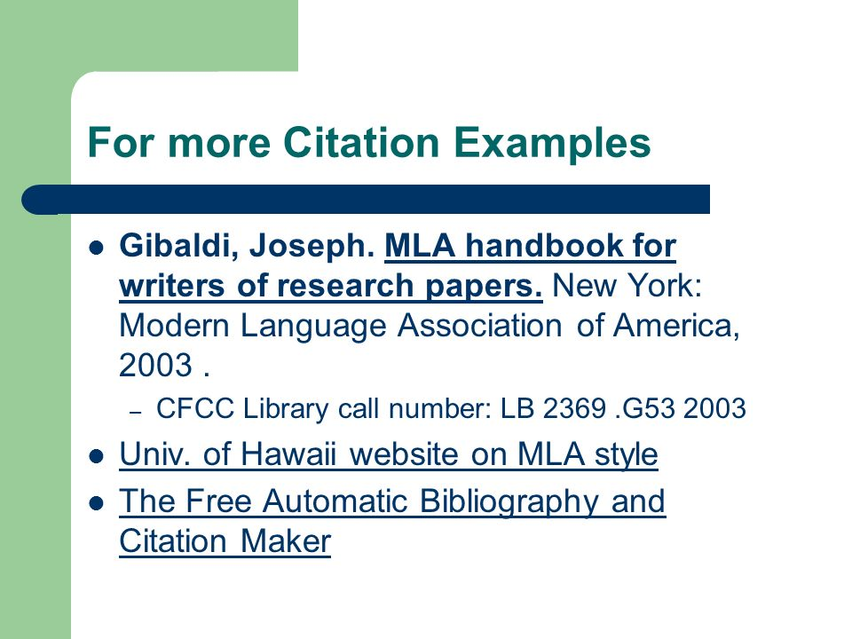 for writers of research papers gibaldi The mla style center search for: buy the book menu the following three sample research papers are typical of the papers that might be submitted in different.