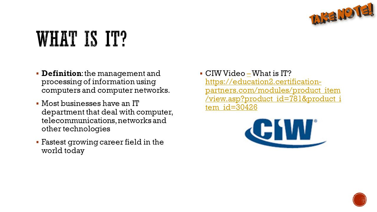 Ciw curriculum definition the management and processing of 2 1betcityfo Images