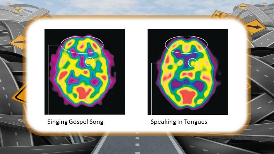 Singing Gospel SongSpeaking In Tongues