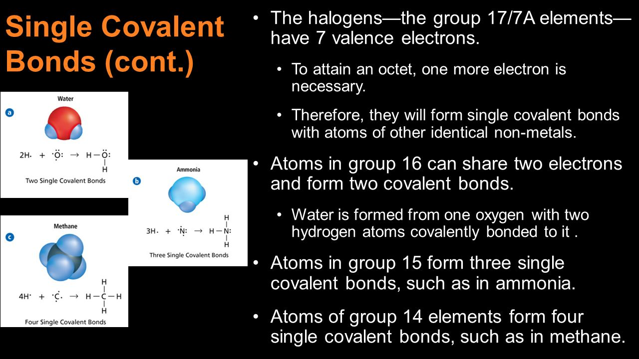 Covalent Bonding Chapter 9 1. Why do Atoms Bond? Lower energy ...
