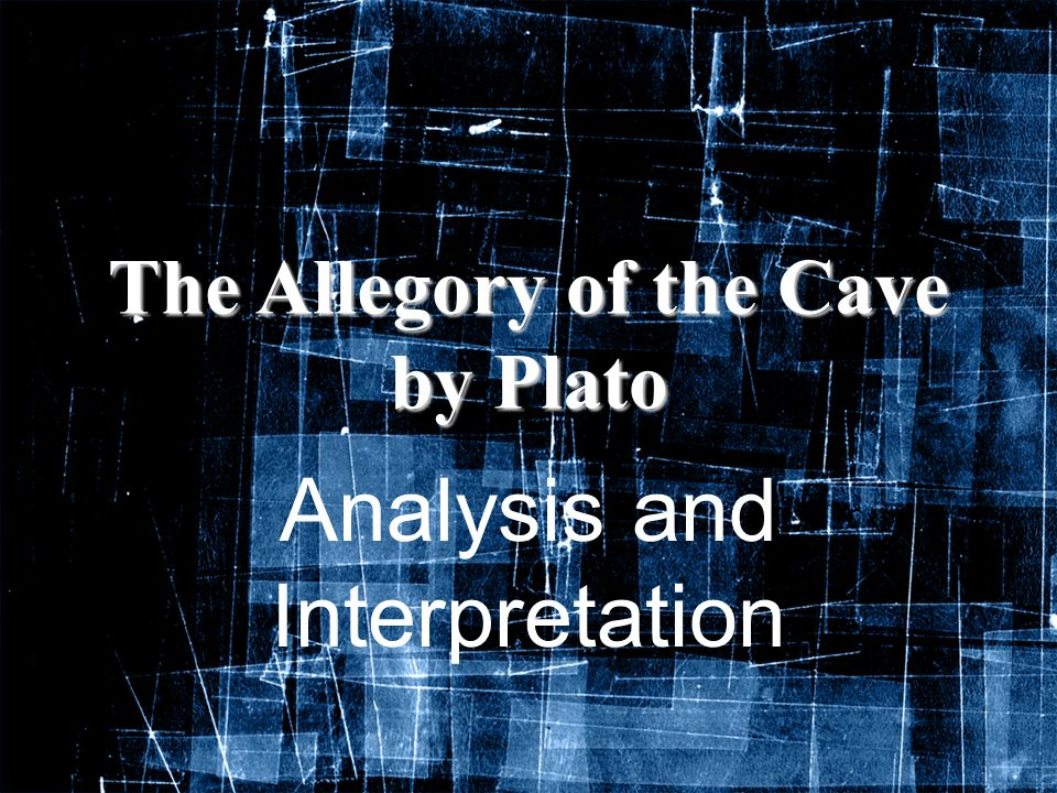 allegory cave essay plato Allegory of the cave by plato essays: over 180,000 allegory of the cave by plato essays, allegory of the cave by plato term papers, allegory of the cave by plato research paper, book reports 184 990 essays, term and research papers available for unlimited access.