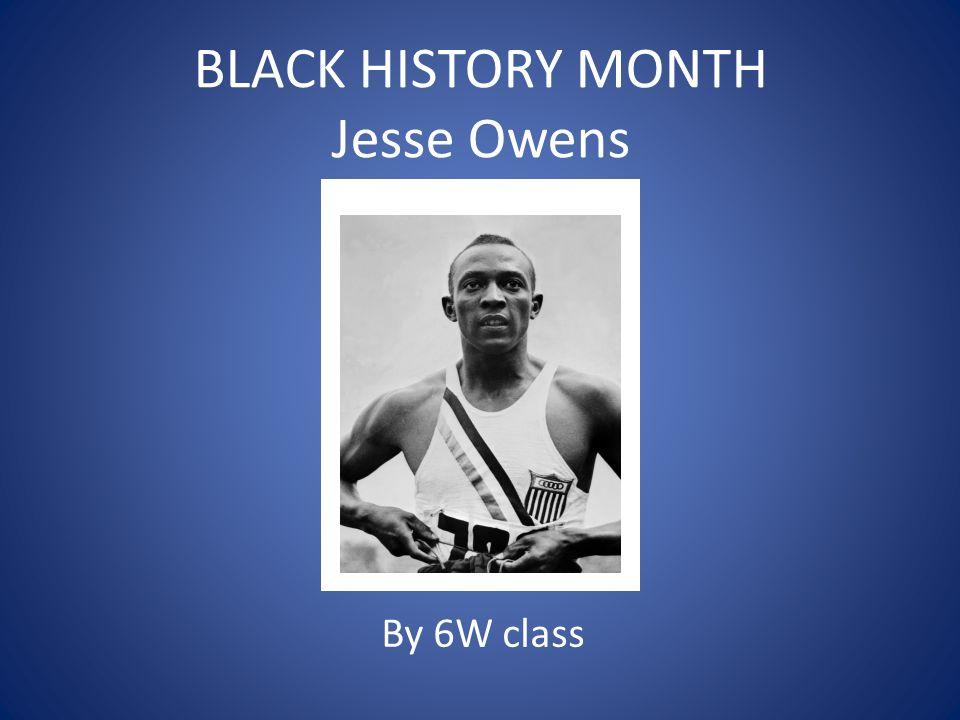 black history month slideshow