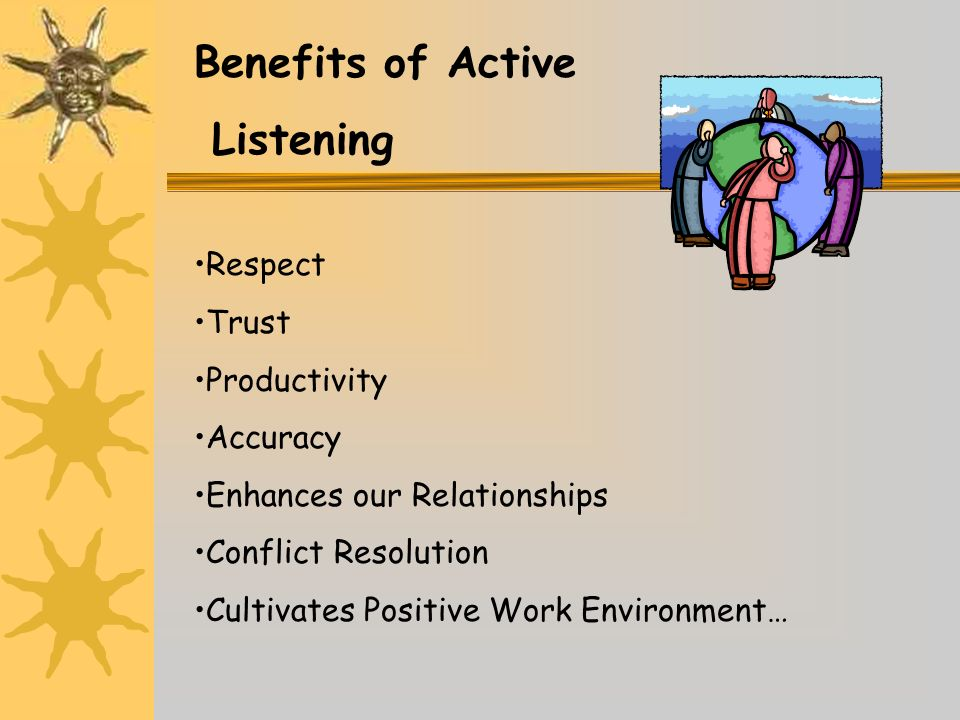 the importance of effective communication in work environment The psychology of workplace effective expressive communication can usually be achieved by sticking to a few important that's an effective communication.