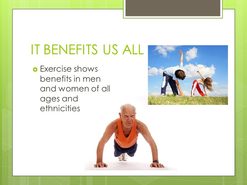 essay about why people exercise Essays related to regular exercise 1 anaerobic exercise is not a wrong type of exercise, but people new to exercising which is why regular exercise can.