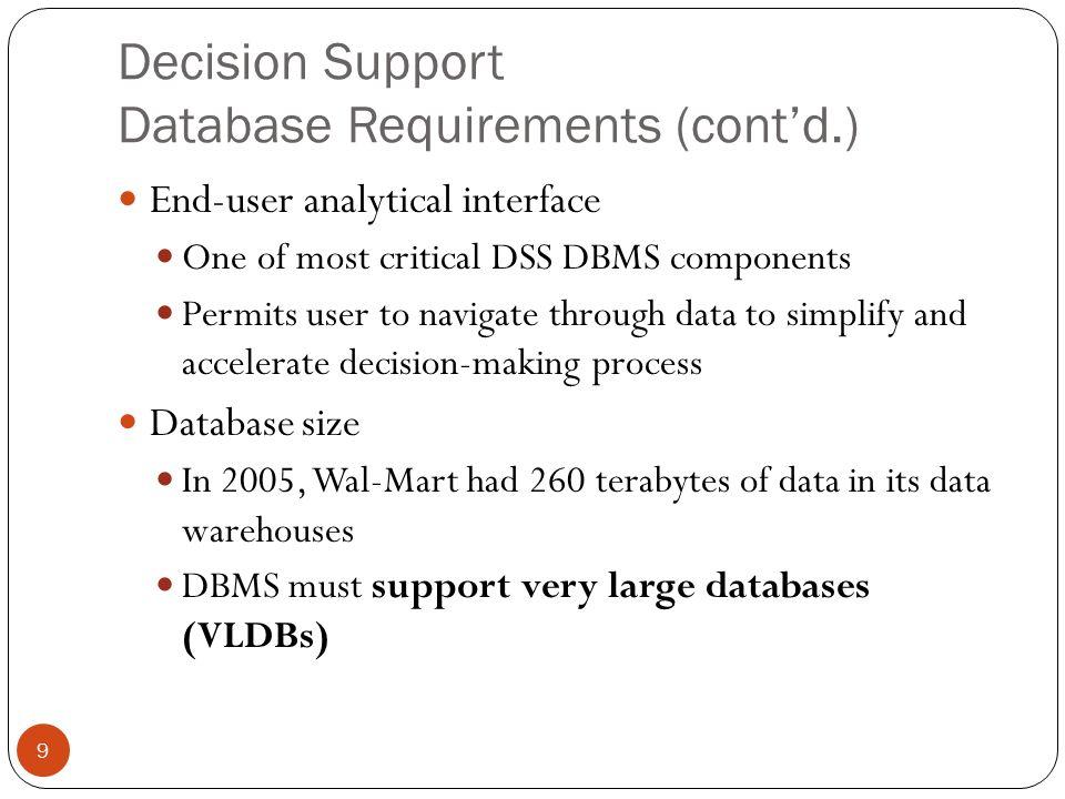 walmart decision making process