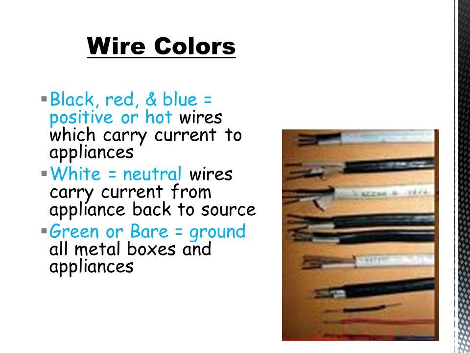 Fine Hot Neutral Wire Ideas - Electrical Circuit Diagram Ideas ...