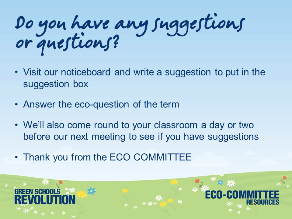Lympsham First School. We are interested in environmental issues and ...