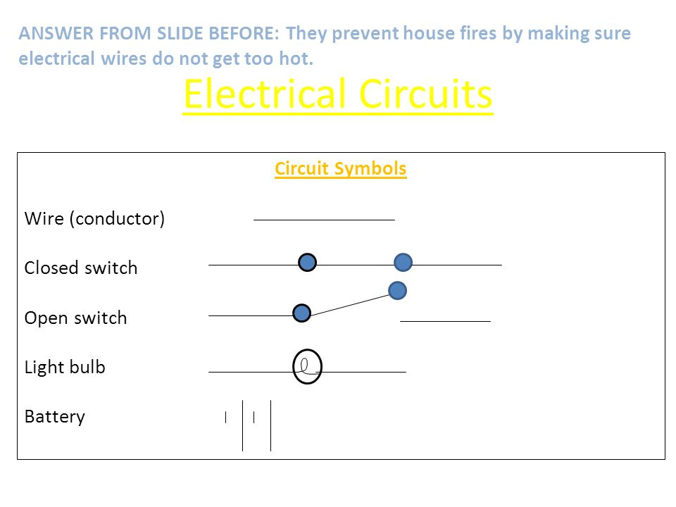 Open Switch Circuit Symbol. Excellent Clipart Simple Switch ...