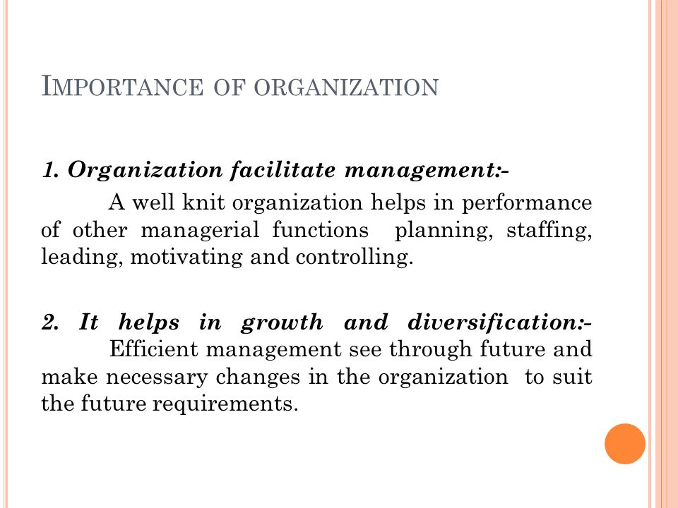 DISADVANTAGES The growing conflict between line and staff executives is responsible for defeating the goals of the enterprise.