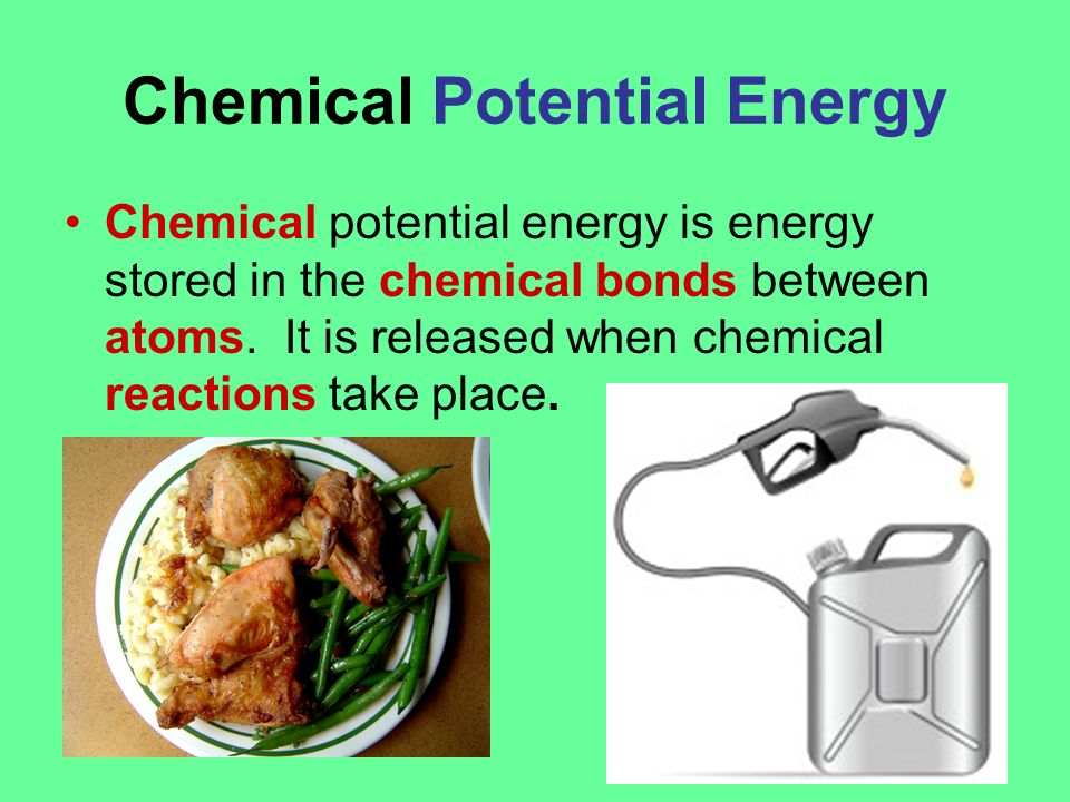 Forms of Energy Chapter 5 Energy and Energy Resources Lesson 1 Mr ...