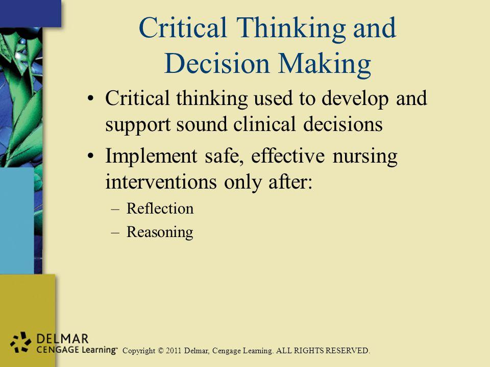 5wh nursing decision making