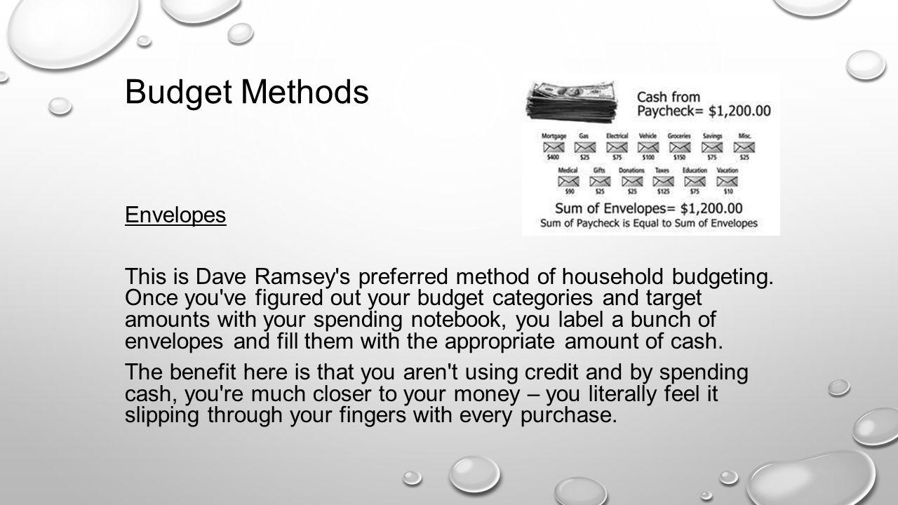 household budget categories - Paso.evolist.co
