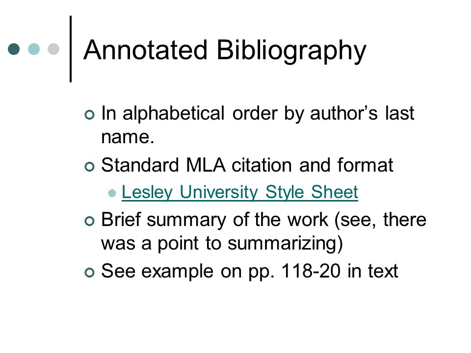 buy annotated bibliography Buy annotated bibliography paper and get benefits the main problems faced by students struggling to organize their citation sources is the insufficient knowledge of different special cases associated.
