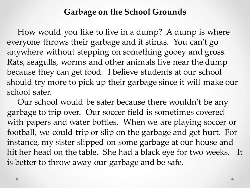 School Memories Essay