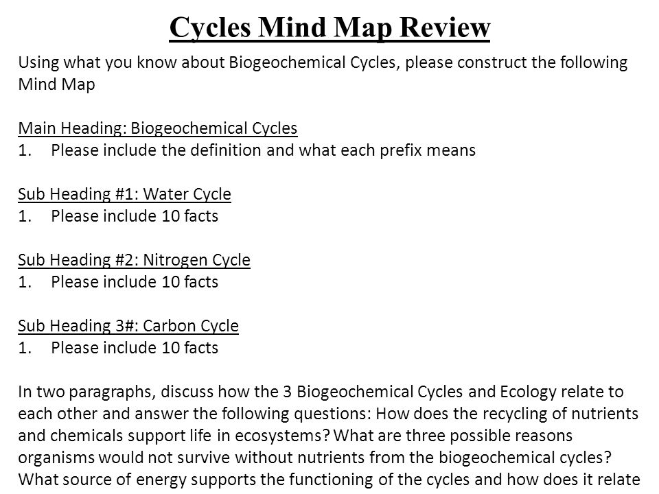 Monday 3302015 Due Today Ecosystem Designs AGENDA Ecology Unit – Nitrogen Cycle Worksheet Answers