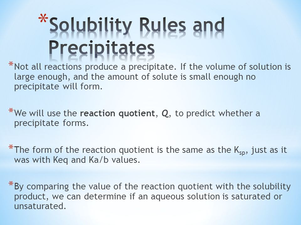 Previous Knowledge – 30S Chem – Solutions, Unit 1, and Equilibrium ...