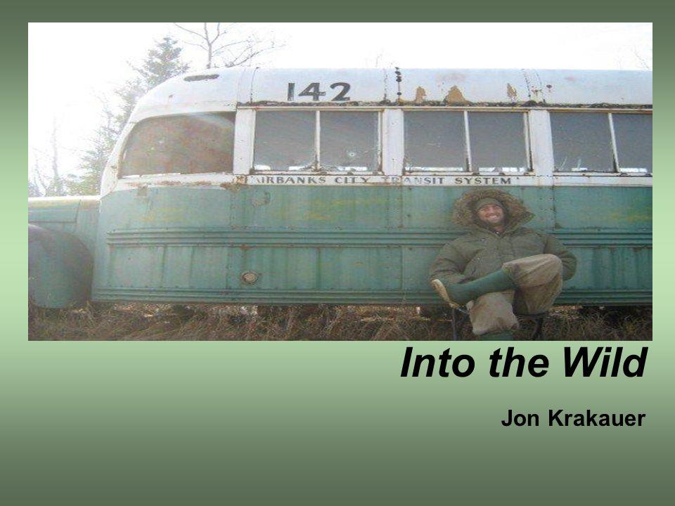 john krakauer into the wild
