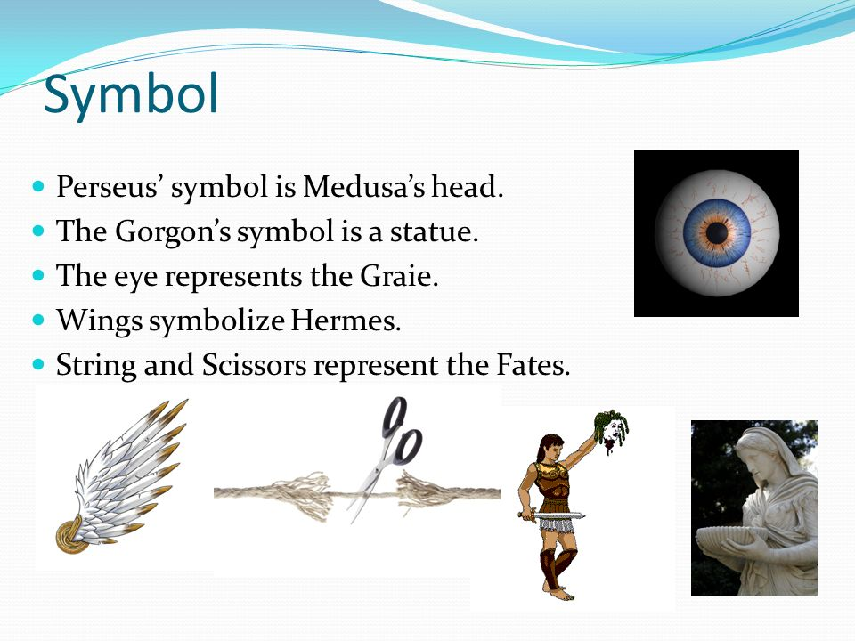 perseus symbol of ethical values essay Antigone essay in any story or piece of literature, there will always be the main characters to fill the pages with incessant adventure the characters whose names.