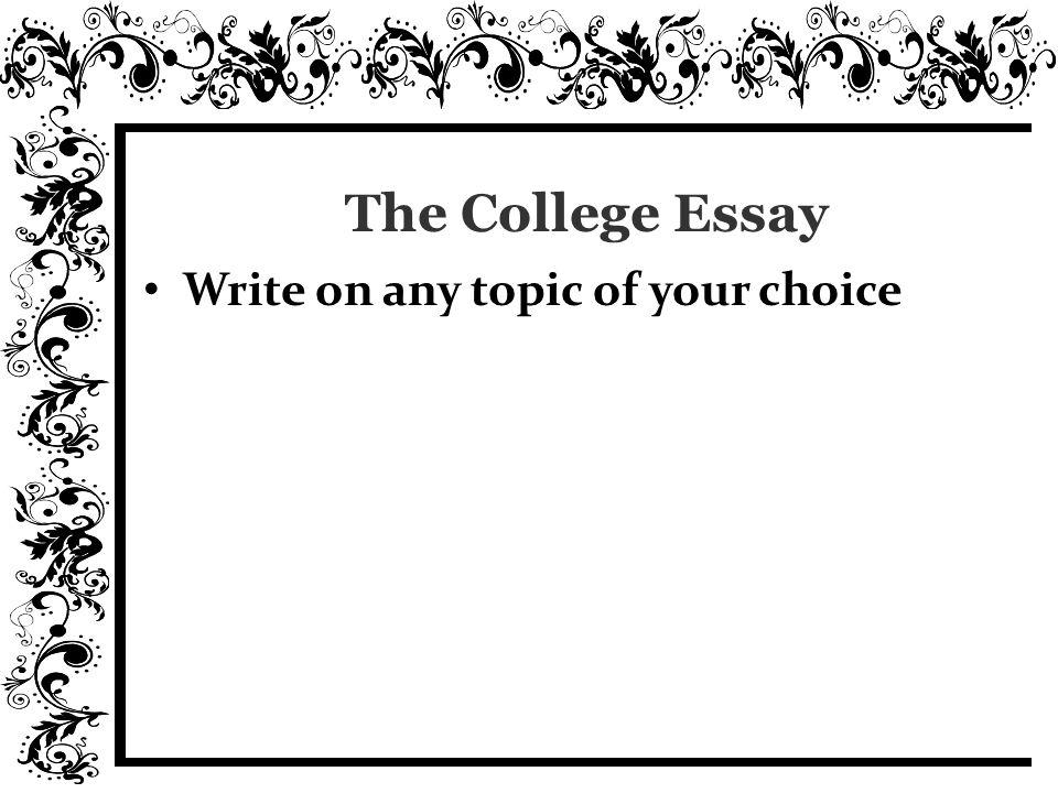 argumentative essay topics examples