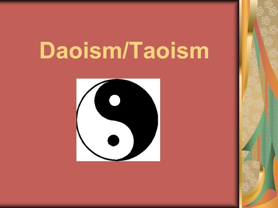 confucianism vs daoism 2 essay