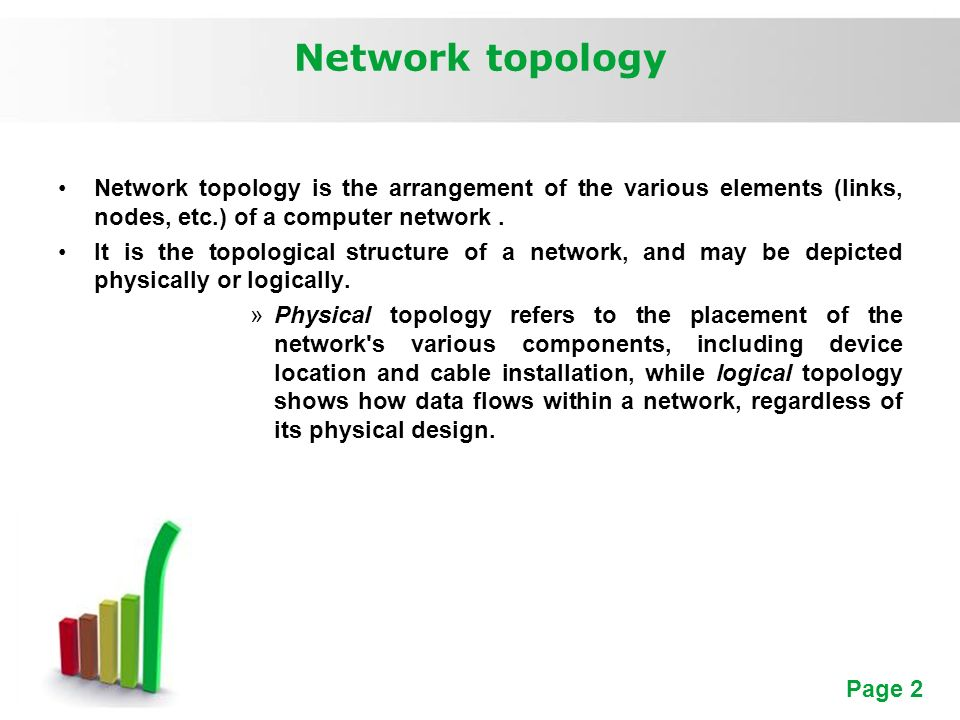 Free powerpoint templates page 1 free powerpoint templates network free powerpoint templates page 2 network topology network topology is the arrangement of the various elements toneelgroepblik Images