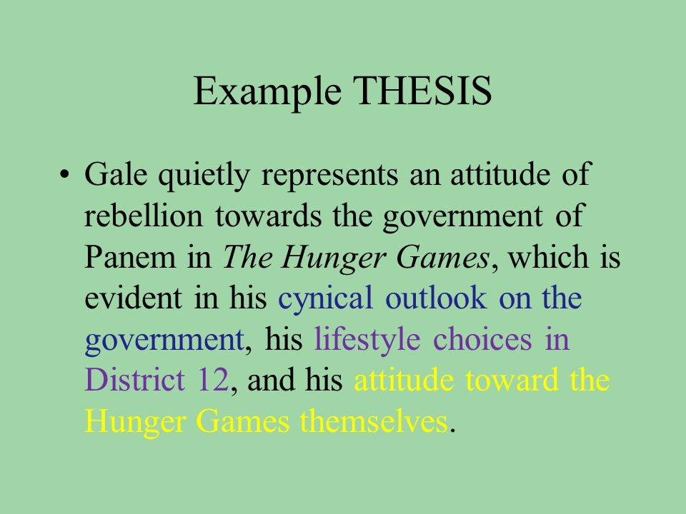 transcendentalism and the hunger games essay Transcendentalism project my art artist statement which as stated before in the essay the movie the hunger games had many.