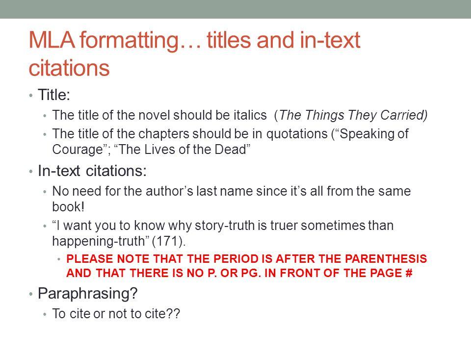 Mla format novel title antaexpocoaching mla format novel title ccuart Images