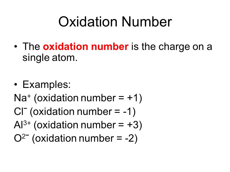 Chapter 10 Oxidation Numbers With Manganese Ions Demo ppt download – Oxidation State Worksheet