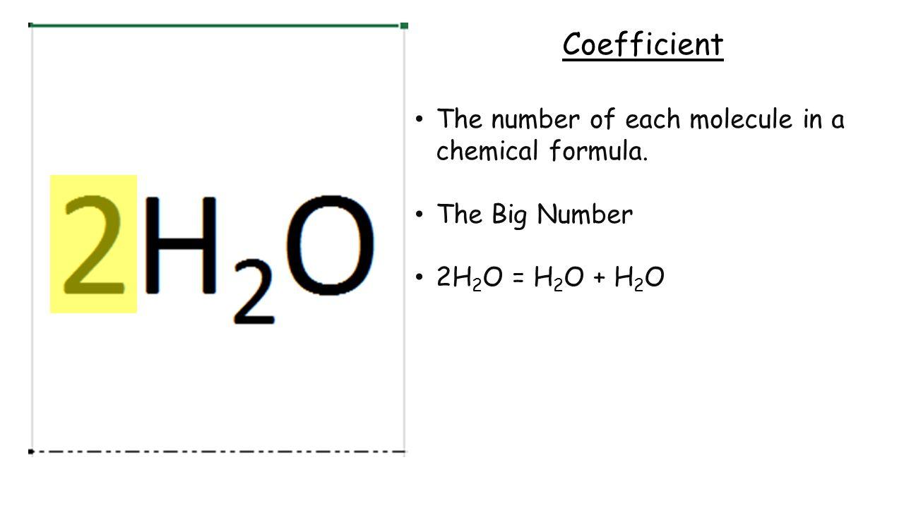 Chemical Formulas and Equations Vocab – Part 1. Element pure ...