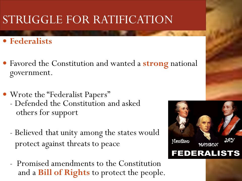 the importance of having a strong national government Moving on to the advantages of the federal government, first of all we have to mention that the federal critics argued that federalism is complex, slow to change, abide an uneven evolution, leading to a disparity between regions, leading to a doubling of services and duties, a costly material, the subject of responsibilities and resources to the laws.
