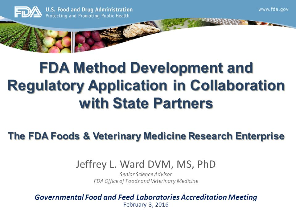 food and drug administration research paper Fda voice fda's official blog science program in the fda's center for drug evaluation and research posted in of the us food and drug administration.