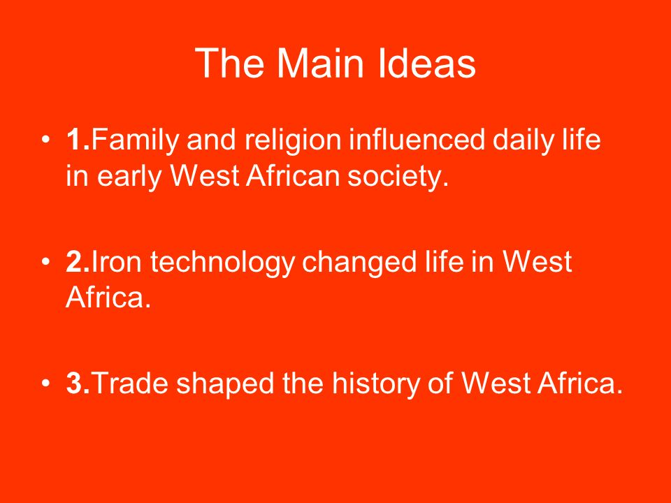 influence of religion on african culture The influence of christianity on african/nigerian/yoruba civilization the influence of christianity on african/nigerian religion influence appointments of.