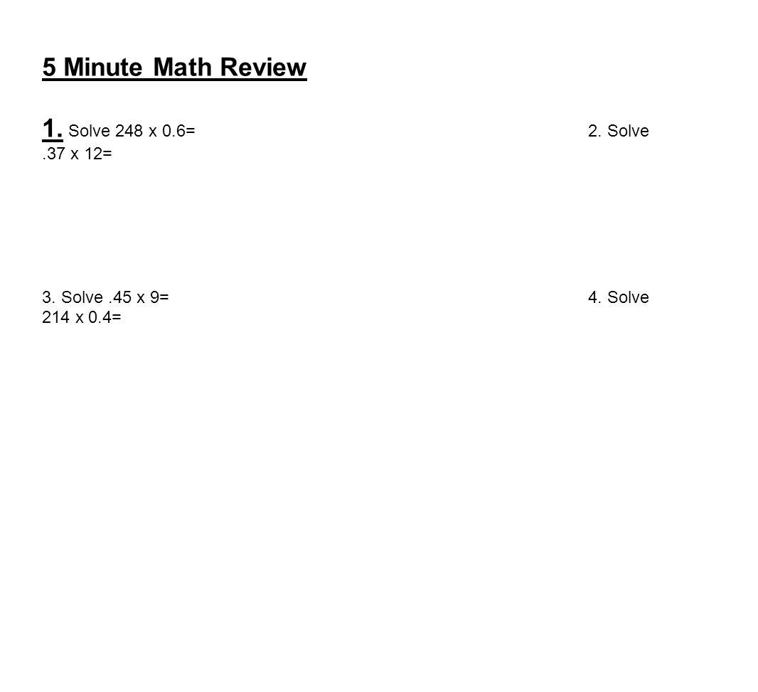 worksheet. Five Minute Math Drills. Grass Fedjp Worksheet Study Site