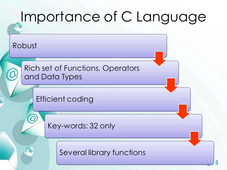 Powerpoint templates page 1 programming in cc ps04cins ppt download 3 powerpoint templates page 3 importance of c language robust rich set of functions operators and data types efficient codingkey words 32 onlyseveral toneelgroepblik Choice Image