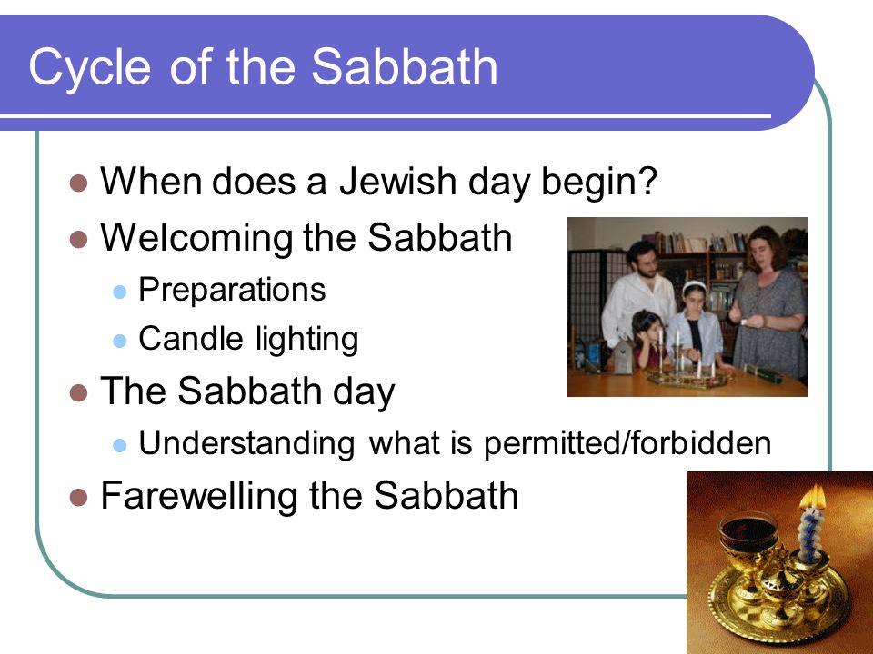 Sabbath biblical origins creation narrative 7 days of creation cycle of the sabbath when does a jewish day begin sciox Choice Image