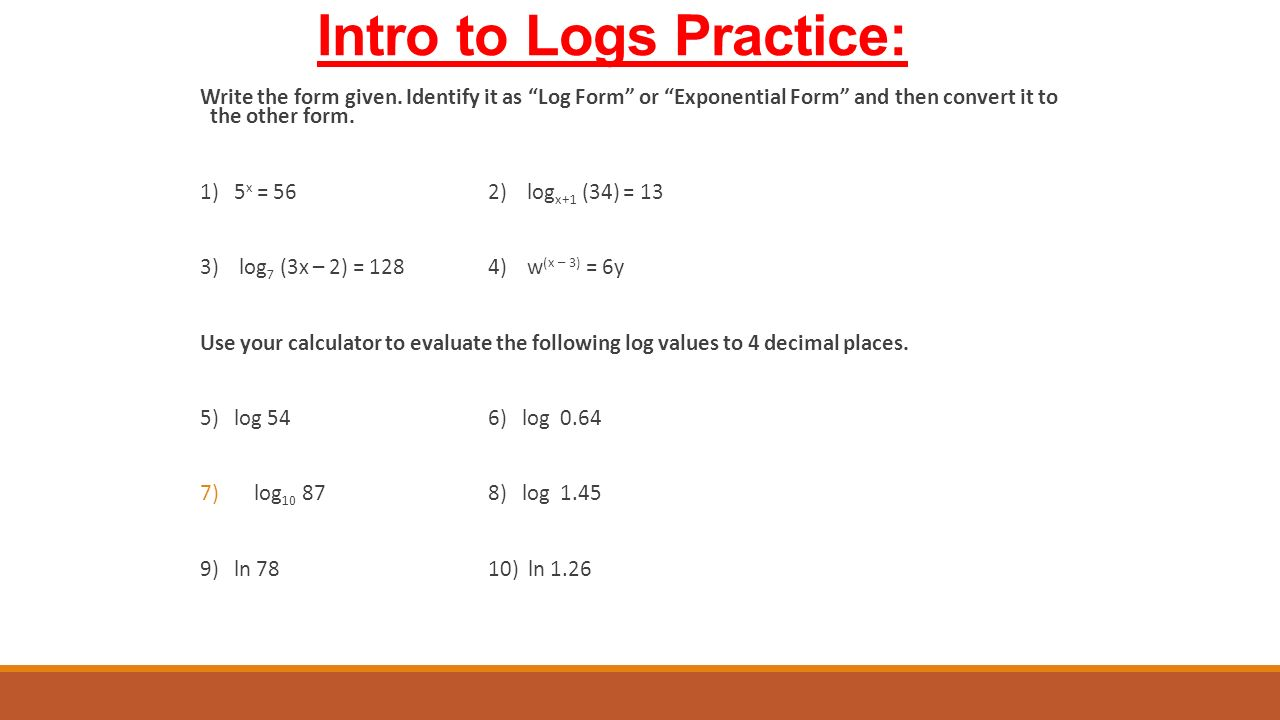 Logs - Day 1 TUESDAY, FEBRUARY 2, 2016 DEFINE THE TERMS ON PAGE ...
