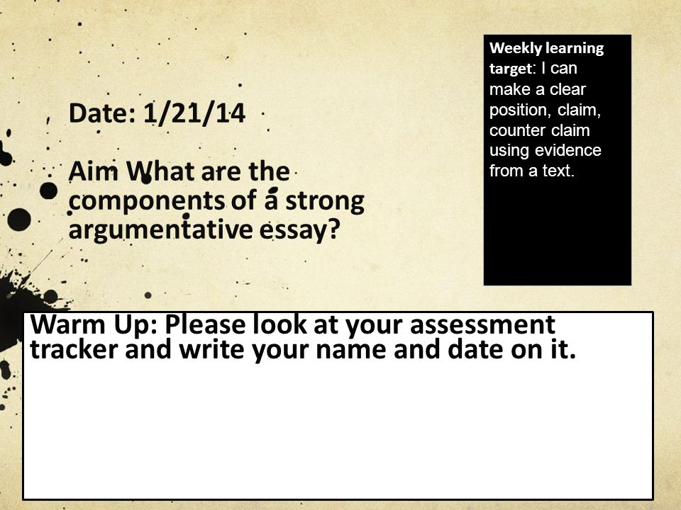 argumentative essay attention grabbers