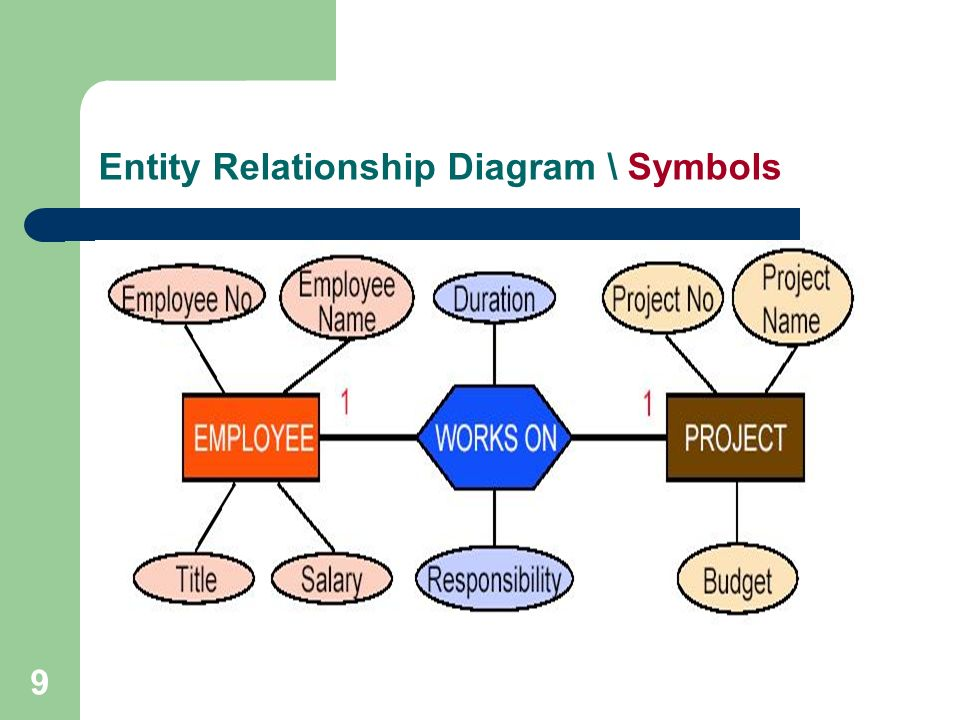 Information System Analysis Topic  Entity Relationship Diagram
