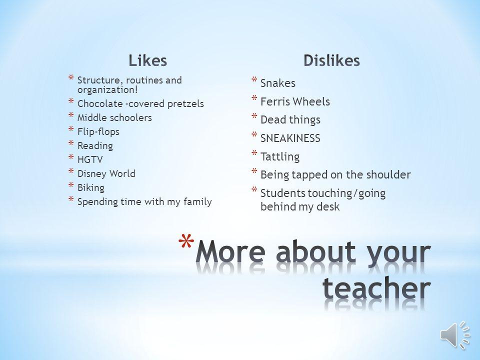 Mrs. Noelle Belaski * Noelle Belaski * 11 th year of teaching, all ...
