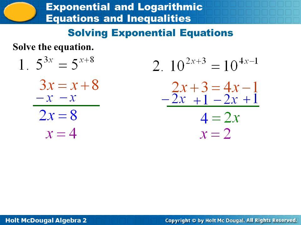 Kuta Software Equations Jennarocca – Log Equations Worksheet