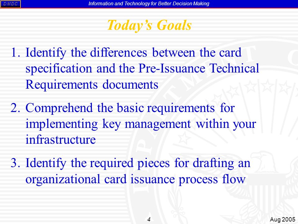 Key & Card Management 101 Federal Agency Government Employees ...