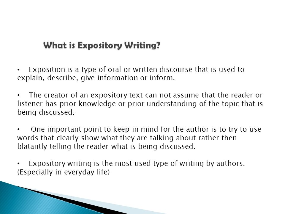safety expository Expository essay variations essay writing is a huge part of a education today most students must learn to write various kinds of essays during their academic careers, including different types of expository writing.