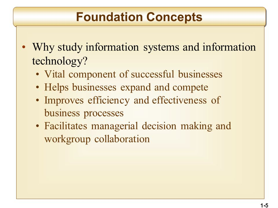 1-26 Developing IS Solutions